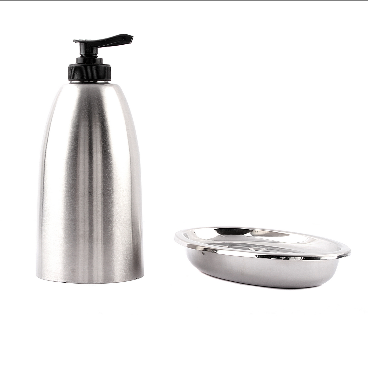 dome-soap-dispenser-with-oval-soap-dish