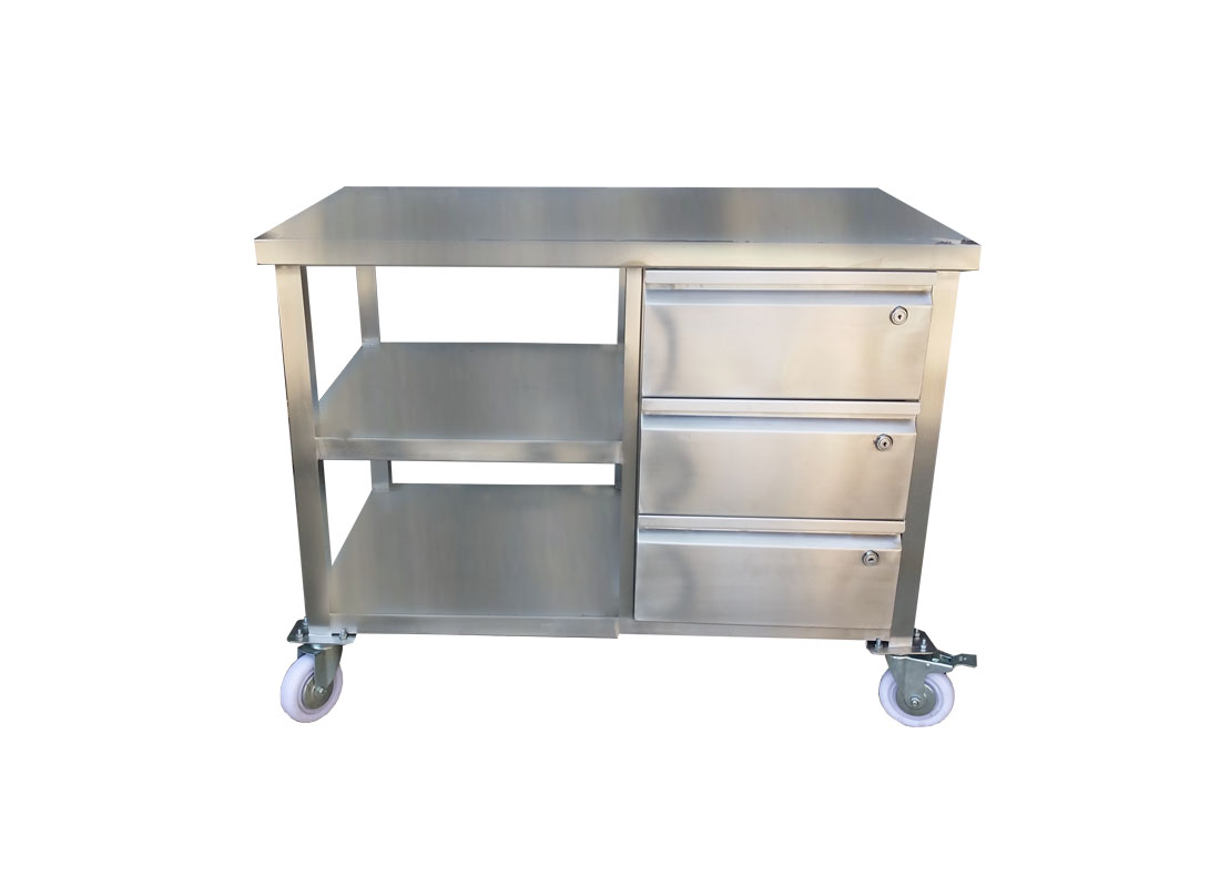 mobile-table-with-drawer-unit